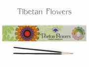 Füstölő LD Green Tree Tibetan Flowers 15g