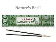 Füstölő LD Nature is Basil Goloka 15g