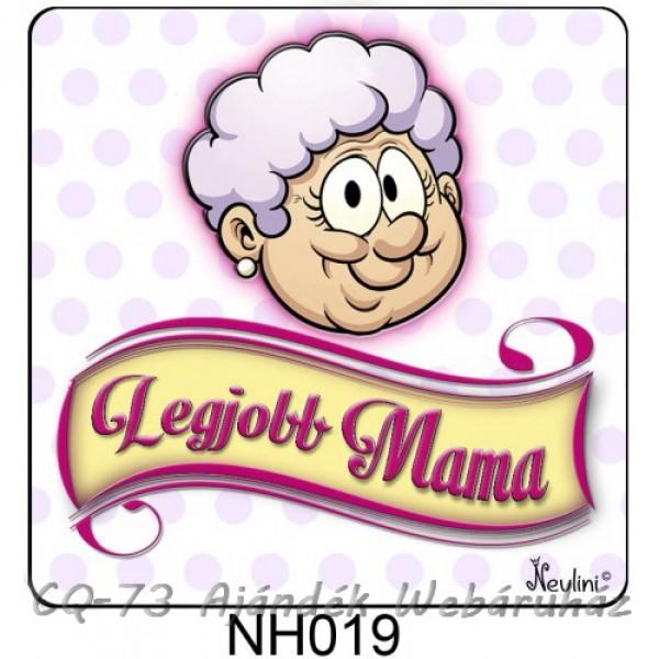 boldog szülinapot mama Hűtőmágnes 043 Legjobb kolléganő   ajándék ötletek boldog szülinapot mama