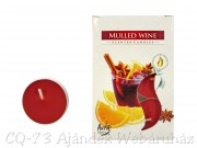 Illatos teamécses Mulled Wine 6db