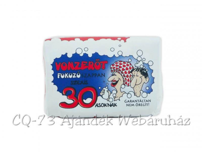 születésnapi ajándék 30 születésnapra Szappan 30. születésnapra   ajándék ötletek születésnapi ajándék 30 születésnapra