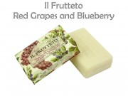 Szappan Il Frutteto Red Grapes and Blueberry 250g