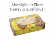 Szappan Marsiglia in Fiore honey and sunflower 125g