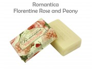 Szappan Romantica Florentine Rose and Peony 250g