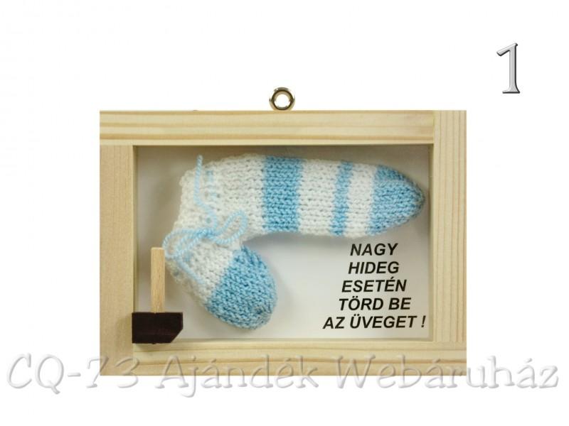 4f4a042b30 Vicces tábla Nagy hideg esetén... - ajándék ötletek